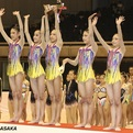 第15回全日本クラブ団体選手権~ジュニア優勝「すみれRG」