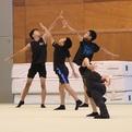2015全日本ジュニアに向けて~神埼ジュニア新体操クラブ