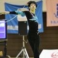 2015全日本新体操選手権/男子種目別決勝ロープFinalist