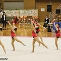 2016東日本インカレ女子団体総合4位「日本体育大学A」