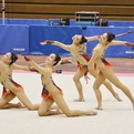 2016東日本インカレ~女子団体総合優勝「日本女子体育大学」