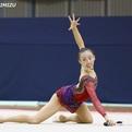 第25回全日本新体操クラブ選手権シニア3位「桑村美里(町田RG)」