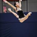 第25回全日本新体操クラブ選手権ジュニア2位「大岩千未来(イオン)」