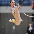 第25回全日本新体操クラブ選手権シニア優勝「河崎羽珠愛(イオン)」