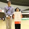 第1回全日本男子新体操クラブ選手権オフショット~キッズ選手権