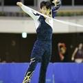 第24回全日本男子新体操社会人選手権3位~林  雅巳(半田スポーツクラブ)