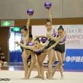 2016全日本ジュニア女子団体3位:すみれRG