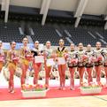 第15回アジアジュニア新体操選手権日本代表