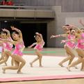 第17回全日本クラブ団体選手権(AGG U12)優勝/TADOTSU Rhythmic Dunia