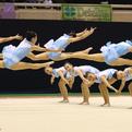 第17回全日本クラブ団体選手権(AGG U16)優勝/樟蔭ジュニア東大阪教室