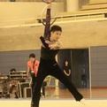 第25回全日本社会人男子新体操選手権1日目暫定順位