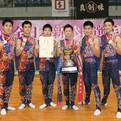 第70回全日本新体操選手権男子団体表彰
