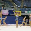第70回全日本新体操選手権1日目(女子団体総合前半)