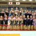 第70回全日本新体操選手権女子団体総合TOP3