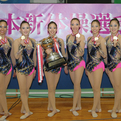 第70回全日本新体操選手権女子団体総合優勝「日本女子体育大学」
