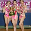第70回全日本新体操選手権女子個人総合TOP3