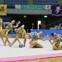 「明るくて、地味にスゴイ団体」(中京大学)~第70回全日本新体操選手権団体総合8位