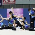「福岡大学」~第70回全日本新体操選手権男子団体3位