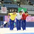 「究極の大縄」(青森大学)~第70回全日本新体操選手権エキシビション