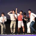男子新体操的「壁ドン」~マッスルミュージカル2018