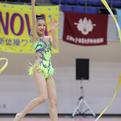 第16回アジアジュニア新体操選手権日本代表選手