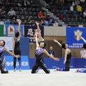 第9回男子新体操団体選手権3位/北海道恵庭南高校