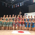 AGG世界選手権国別対抗で、日本が銅メダル獲得!