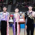 第16回ユースチャンピオンシップ男子優勝/田口  将(恵庭南高校)