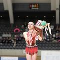 第16回ユースチャンピオンシップ女子優勝/柴山瑠莉子(イオン)