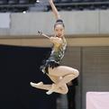 アジア大会、本日より新体操競技がスタート!