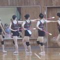 際立つ同調性が光る演技で、九州中体連へ!~錦町立錦中学校