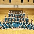 駒場学園高校、若駒祭で新体操部が演技会