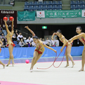 第71回全日本新体操選手権女子団体総合優勝「武庫川女子大学」