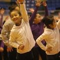 30年以上続く伝統行事!熊本県新体操女子冬季合同練習会レポート①