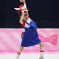 第18回全日本新体操キッズコンテスト1年生の部入賞者