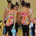 「6人のフィナーレ」~第32回町田市新体操連盟演技発表会