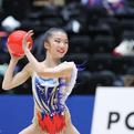 アジアジュニア新体操選手権日本代表選考会1日目