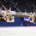ユニバーシアード代表選考会団体2位~日本女子体育大学