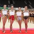 アジア新体操選手権日本代表選手