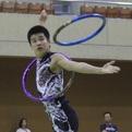 2019全九州高等学校新体操大会男子個人2~3位