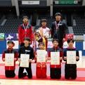 第37回全日本ジュニア個人総合入賞者