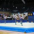 第37回全日本ジュニア男子団体優勝/神埼ジュニア新体操クラブ