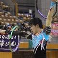 テレビ信州杯2020~男子シニア&ジュニアリング1位