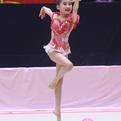 第22回全日本新体操チャイルド選手権3.4年生の部メダリスト
