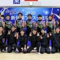 1位井原高校、4位井原ジュニア新体操クラブ、揃って全日本選手権へ。