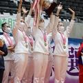 日本女子体育大学が連覇達成!~第73回全日本新体操選手権女子団体総合