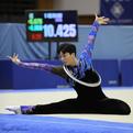第36回全国高校新体操選抜大会個人メダリスト(男子)