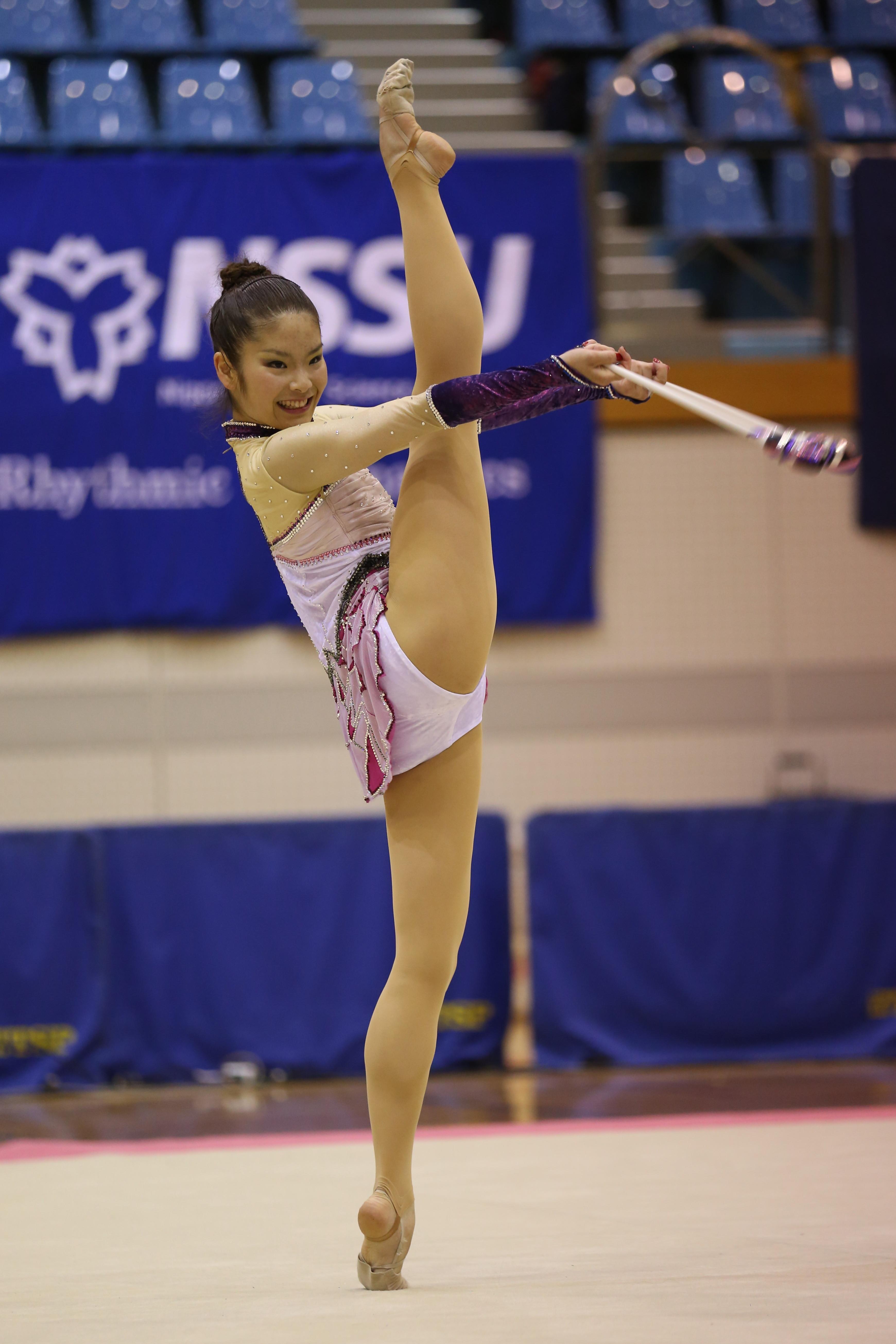 女子体操 42 三沢 真希(日本女子体育大学2年)