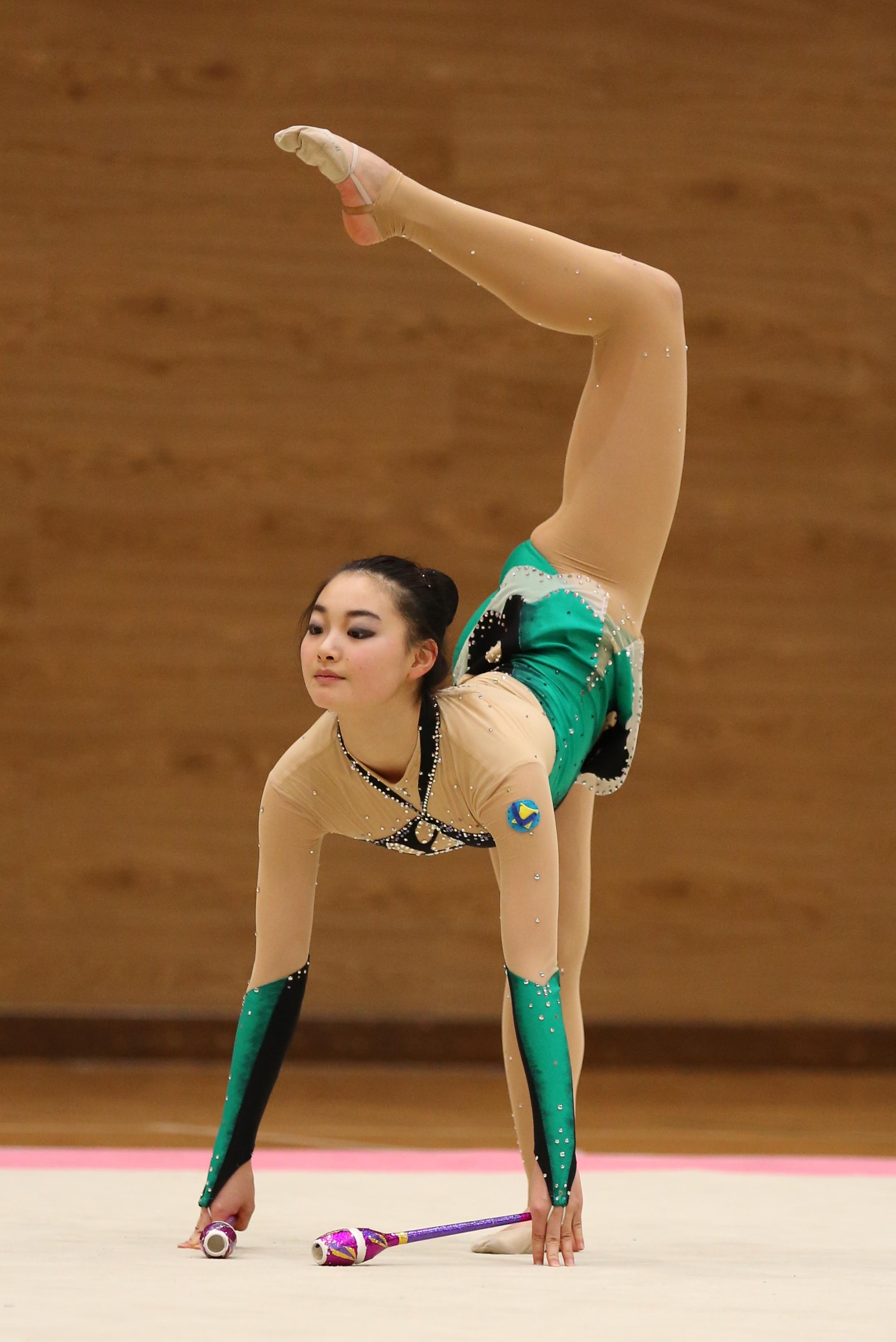 第29回全国高等学校新体操選抜大...